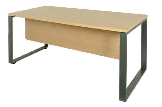 שולחן משרדי רגלי מתכת חלון