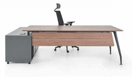 שולחן מנהל מעוצב