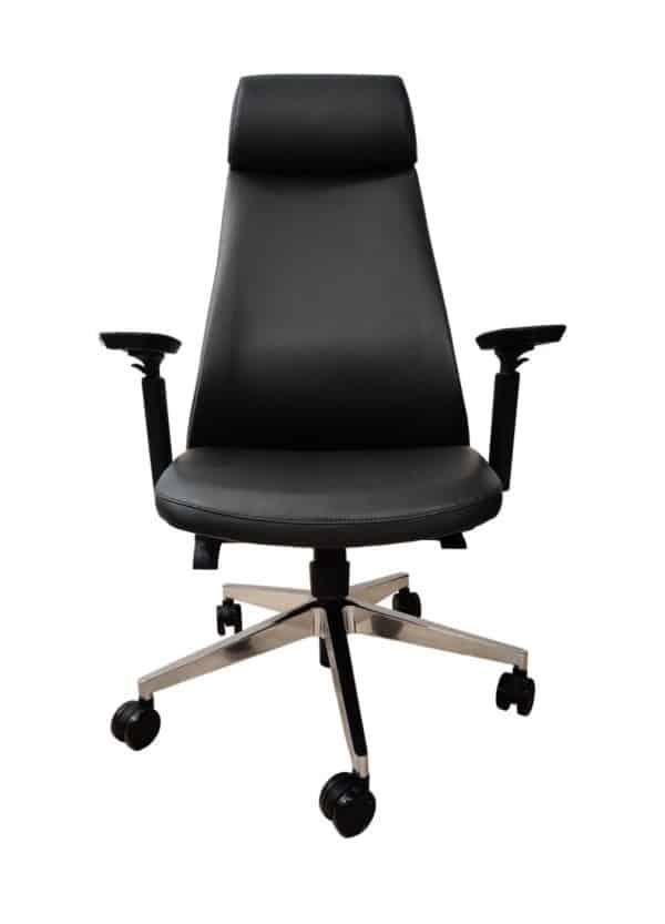 כיסא מנהלים דגם אורה דמוי עור