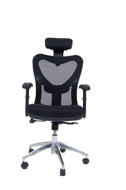 כסא משרדי משענת רשת