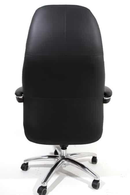 כסא עור אמיתי