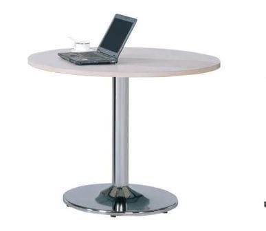 שולחן המתנה אורן רגל מתכת