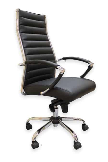 כסא מנהלים דגם ברסה גבוה