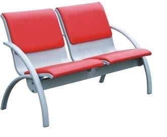כסא המתנה מדגם ונציה דו מושבית
