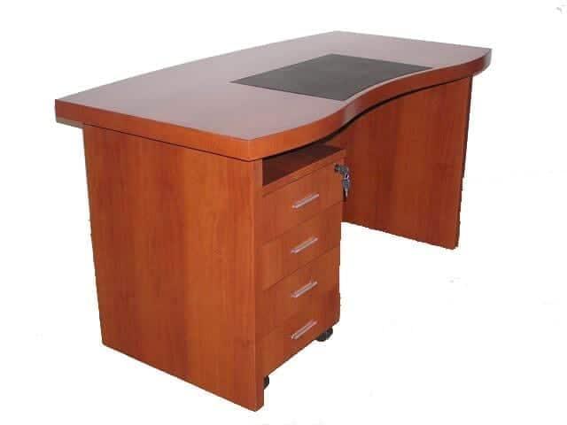 שולחן מנהל דגם גל