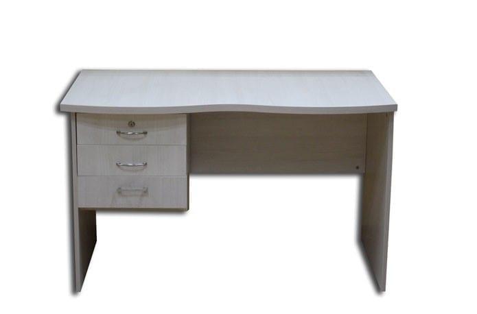 שולחן עבודה דגם גל