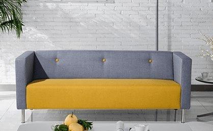 ספסל המתנה דגם סיטרוס תלת מושבי