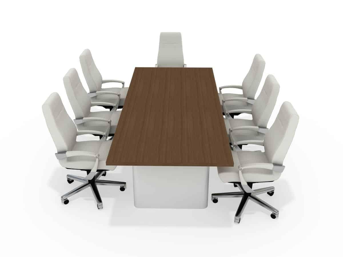 שולחן ישיבות דגם קומפורט