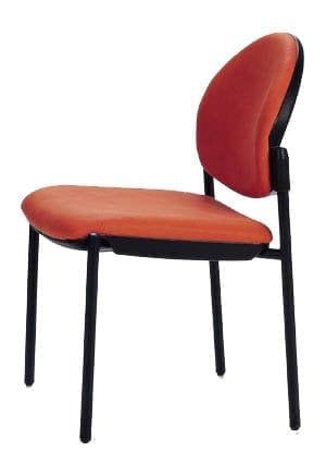 כיסאות משרד ללא ידיות