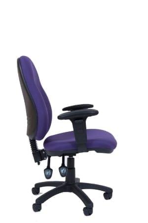 כסא מזכירה דגם טורנדו