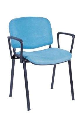 כסא אורח מדגם דיאנה ידיות