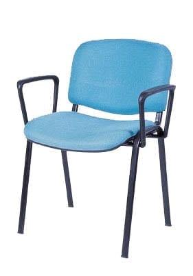 כסאו אורח עם ריפוד