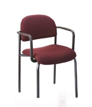 כסא אורח דגם רקפת עם ידיות