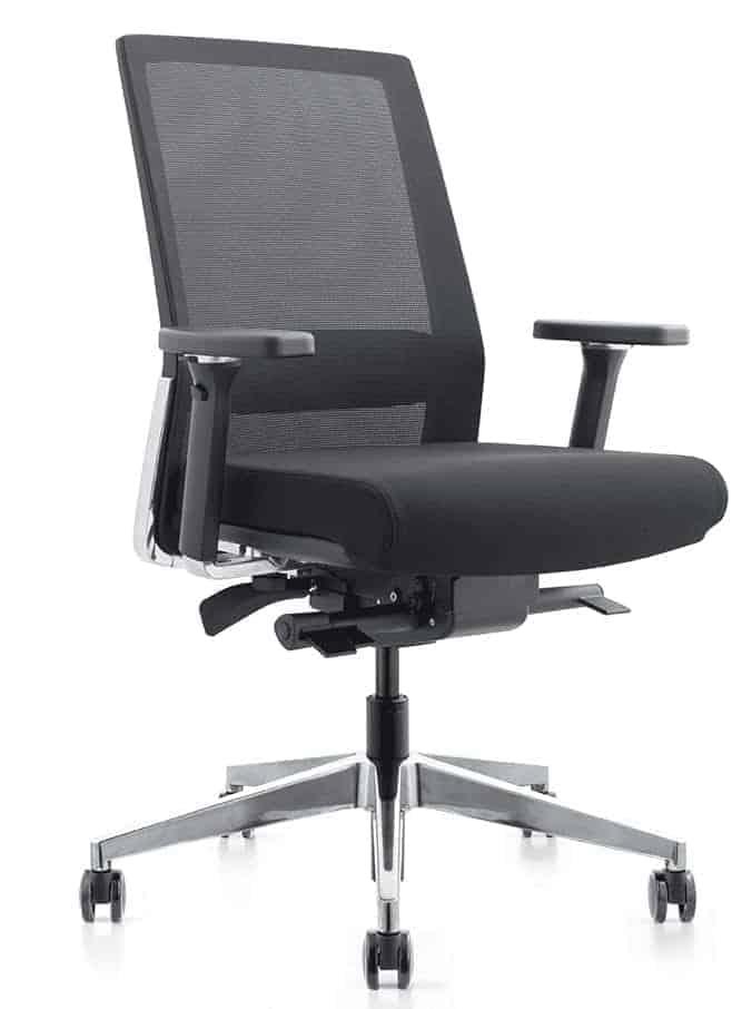 כסא משרדי דגם אופטיק