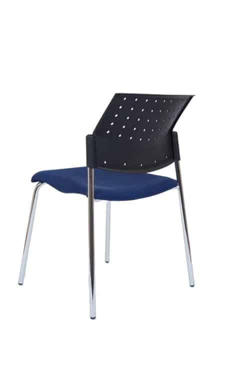 כסא אורח עם ריפוד